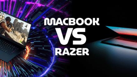 Macbook pro vs Razer